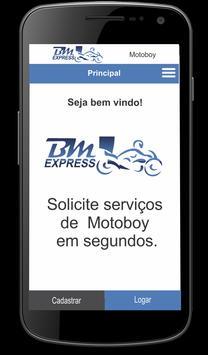 BM Express - Cliente screenshot 1