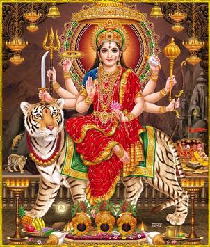 Durga Devi Wallpapers (Navaratri/Dussehra Special) Cartaz