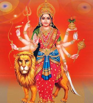 Durga Devi Wallpapers (Navaratri/Dussehra Special) imagem de tela 12