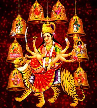 Durga Devi Wallpapers (Navaratri/Dussehra Special) imagem de tela 11