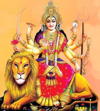 Durga Devi Wallpapers (Navaratri/Dussehra Special) imagem de tela 8