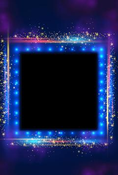Glitter Photo Frames HD screenshot 1