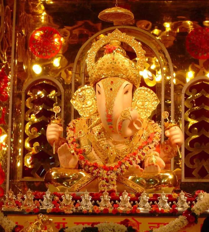 Shri Ganesh Hd Wallpaper: Lord Ganesh / Vinayaka HD Wallpapers For Android