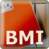 BMI, ideal weight icon