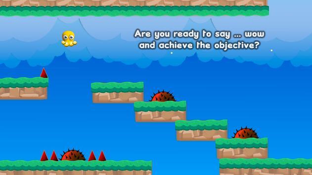Mr. Octopus Jump (BE saga) apk screenshot