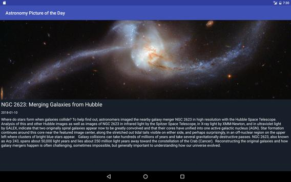 Astronomy Picture Of The Day apk screenshot