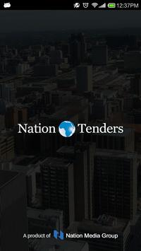 Nation Tenders poster