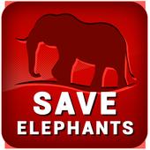 DN - Save Elephants icon
