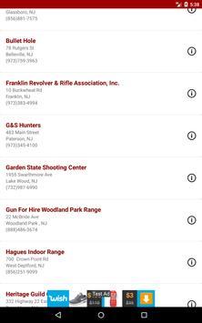 Gun Range Commander Lite screenshot 11