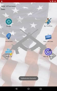 Gun Range Commander Lite screenshot 12
