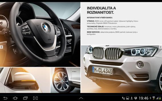 BMW Katalogy poster