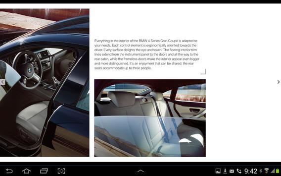 BMW-esitteet screenshot 6
