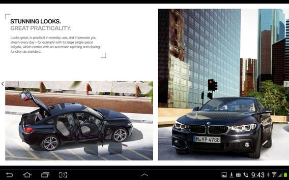 BMW-esitteet poster