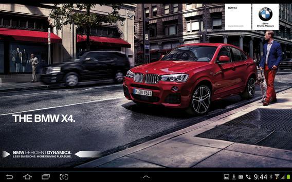 BMW-esitteet screenshot 3