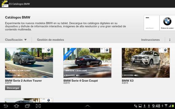 Catálogos BMW ES screenshot 7