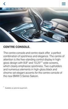 BMW 5 Series catalogue apk screenshot