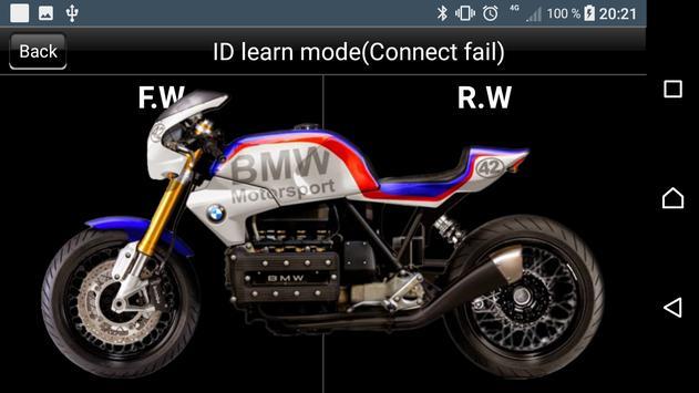 BMW K100 TPMS screenshot 1