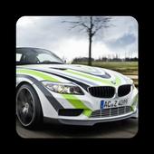 BMW Sport Car Wallpaper HD icon