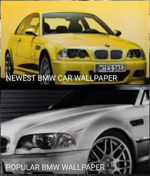 BMW Sport Car Wallpaper HD poster