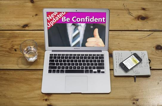 How To Be Confident poster