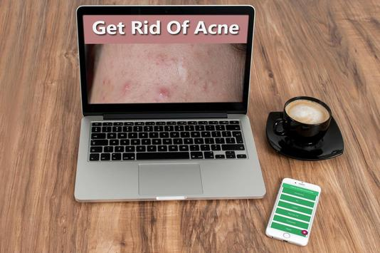 How To Get Rid of Acne Fast poster