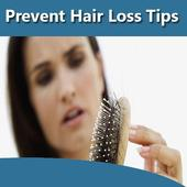 Prevent Hair Loss Tips (Naturally 2018) icon