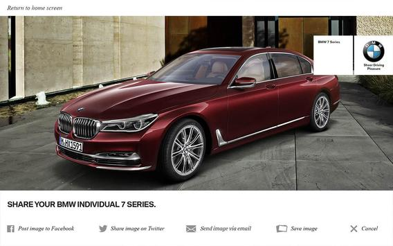 BMW Individual 7 Series AR screenshot 4