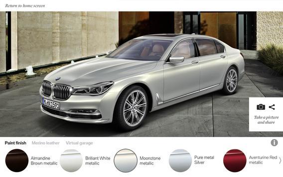 BMW Individual 7 Series AR screenshot 7