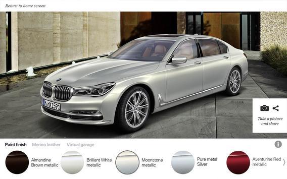 BMW Individual 7 Series AR screenshot 2