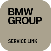 BMW GROUP SERVICE LINK icon