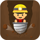 Keep Diggin: The Fun Dig Down Adventure icon