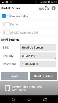 Head-Up Screen apk screenshot