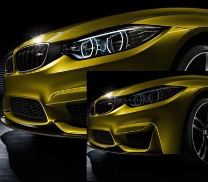 BMW 4 Series Live Wallpapers apk screenshot