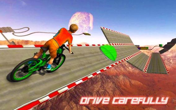 Impossible Bike Race : BMX Stunts Riding Simulator screenshot 4