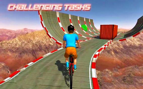 Impossible Bike Race : BMX Stunts Riding Simulator screenshot 7