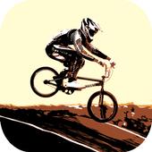 BMX Bike Rider icon
