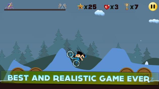 BMX Bike Rider screenshot 1