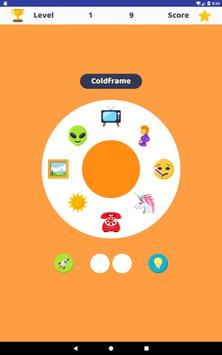 Emoji Gemoji - A Word Game screenshot 3