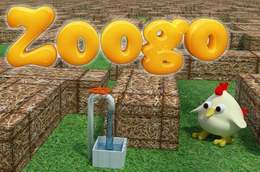 Zoogo, Block Maze poster
