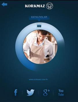 Korkmaz Catalogue poster