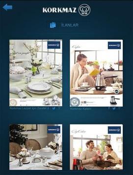 Korkmaz Catalogue apk screenshot