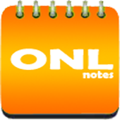 ONL Notes icon