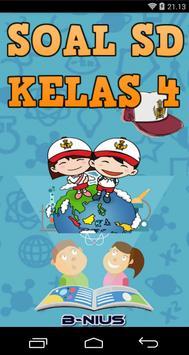 SOAL SD KELAS 4 poster