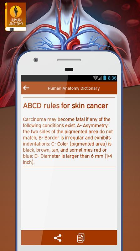 Human Anatomy Dictionary Apk Download Free Education App For
