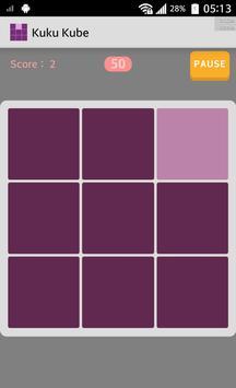 Kuku Kube Puzzle Game apk screenshot