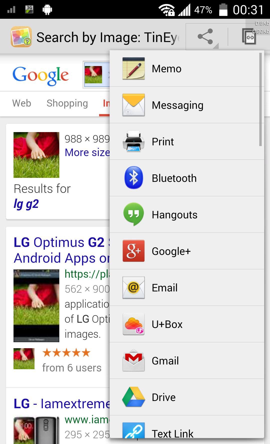 TinEye Google: Search by Image for Android - APK Download