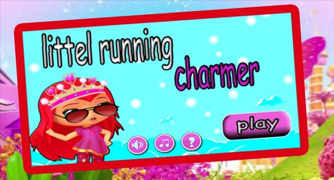 Little running charmer poster