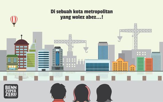 BENN Zuper Zeru poster