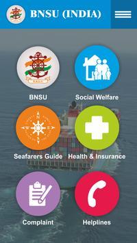 BNSU Seafarers apk screenshot