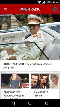 Radio BN poster